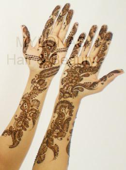 Henna Tatto Service